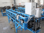 Mobile line for UD gypsum board profile production