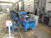Automatic line for producing C-, U- and Z-profiles