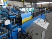Combine line for finishing accessories production