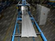 Line for producing metal siding «Ship Board»