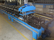 Line for producing metal siding «Sign»