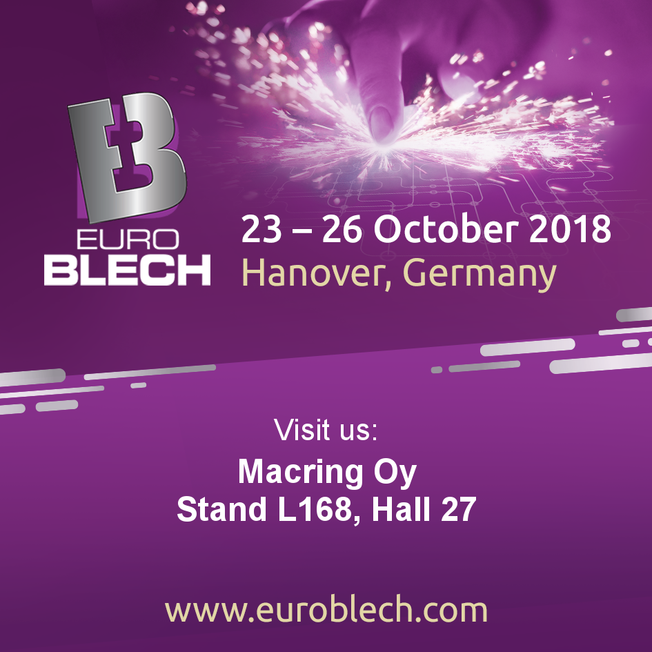 EuroBLECH Personalised Logo